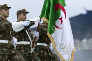 رتب الجيش الوطني الشعبي الجزائري
